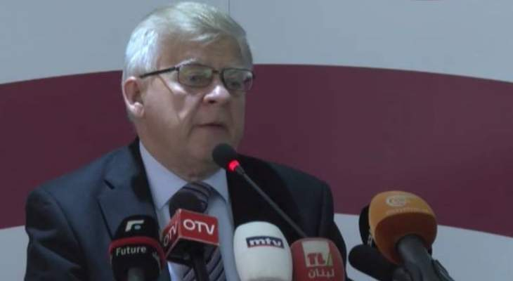 زاسبيكين: سيادة سوريا تفوق كل الإعتبارات والكلام عن توزيع مناطق النفوذ غير مطروح
