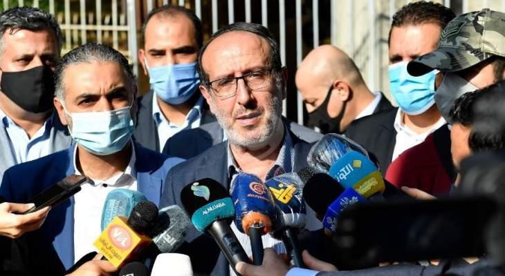 الموسوي: من المستبعد حصول عدوان إسرائيلي على لبنان وقرار أميركا تمديد حالة الطوارئ لن يغير المعادلة