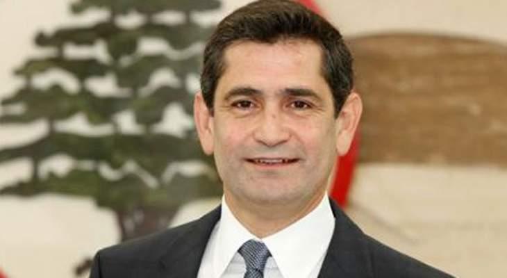 قيومجيان: من يريد حماية مسيحيي لبنان يقف مع الراعي ولا يفخر بانتمائه لايران
