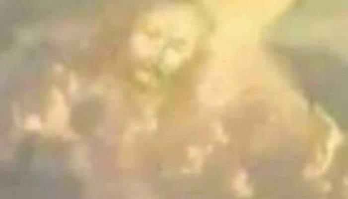 """فيديو """"ظهور المسيح في سماء نهر الأردن"""" والكنيسة تحذر من تلاعب"""