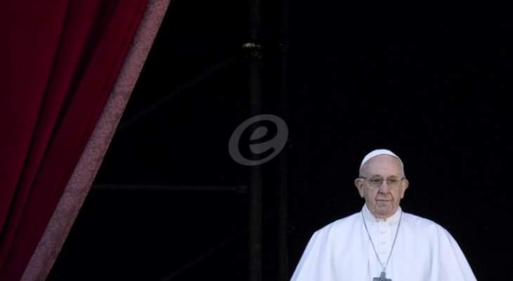 الفاتيكان: البابا استذكر بامتنان الترحيب الذي لقاه خلال زيارته للعراق