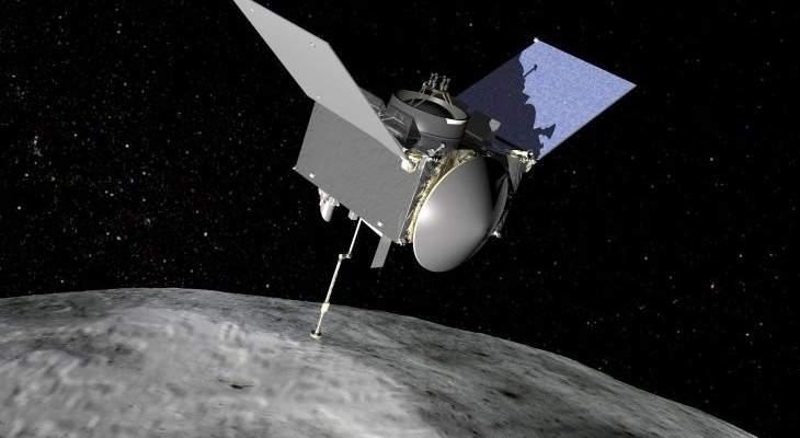 مركبة فضاء أميركية تحمل عينة من كويكب تبدأ رحلة العودة إلى الأرض