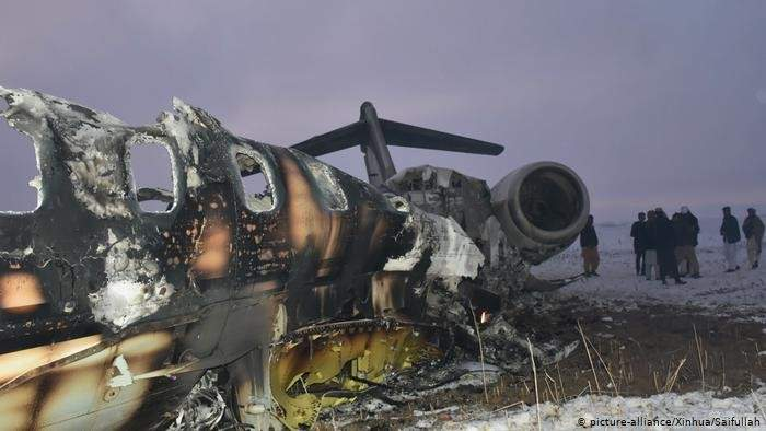 وسائل إعلام عراقية: أنباء عن سقوط طائرة نقل عسكرية في الأنبار