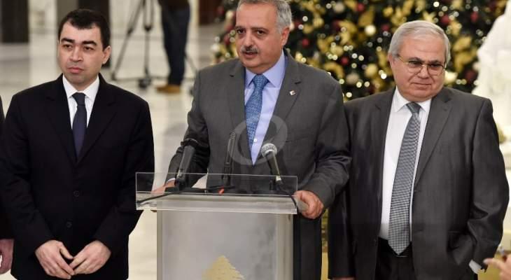 """كتلة """"ضمانة الجبل"""" تسمي حسان دياب لرئاسة الحكومة"""
