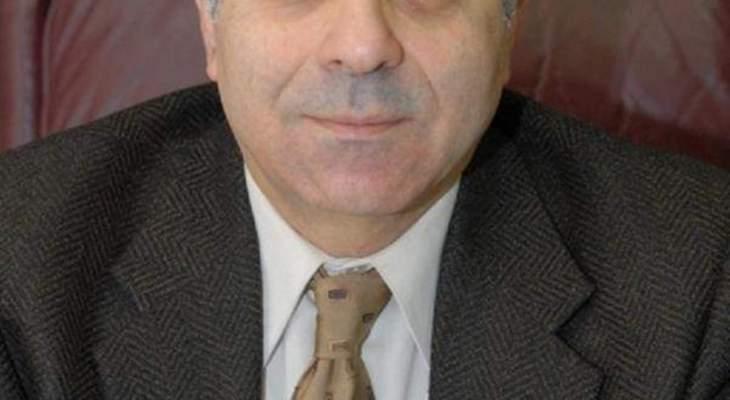 صلاح عسيران: لا معنى للموازنة من دون تطبيق الاجراءات الاصلاحية