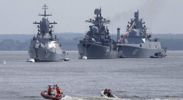 """الدفاع الروسية: غواصات الأسطول الشمالي تختبر صواريخ باليستية من طراز """"سينيفا"""" و""""بولافا"""""""