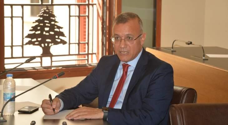 درويش: لجنة الاقتصاد وافقت على اقتراحي لزيارة طرابلس والإستماع لآراء الاقتصاديين والتجار