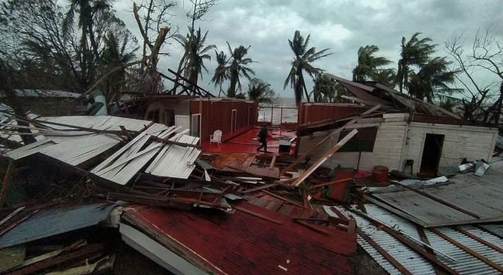 """شركات التأمين الأميركية تتوقع أضراراً تصل إلى 44 مليار دولار جراء إعصار """"آيدا"""""""