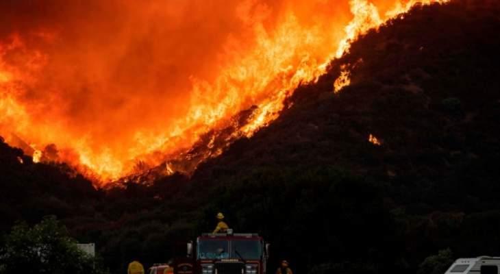 تجدد حرائق الغابات في ولاية كولورادو الأميركية