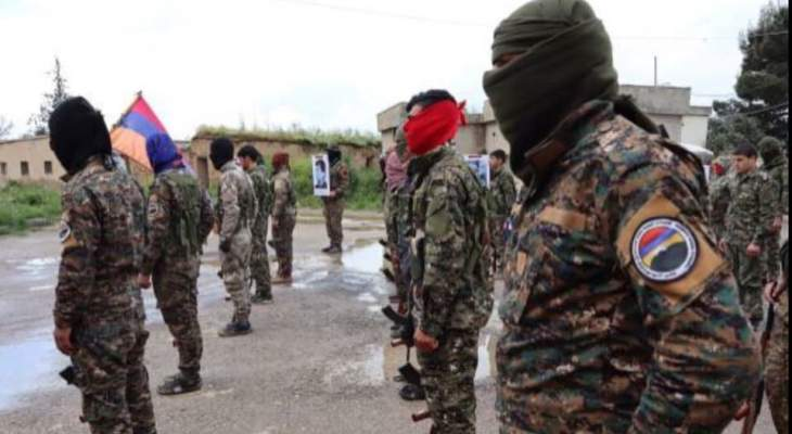 الدفاع الأرمينية: قوات الدفاع الجوي اسقطت 13 طائرة بدون طيار للقوات الأذربيجانية