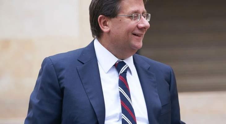 كنعان:اقرار قانون رفع السرية هو انتصار فعلي للبنان بطريق مكافحة الفساد
