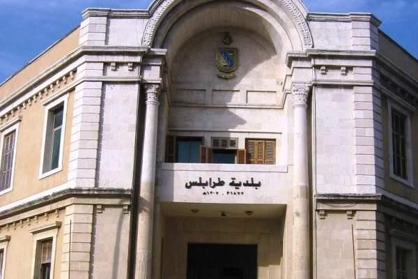 المحتجون أمام بلدية طرابلس أبقوا أبوابها مفتوحة استجابة لطلب يمق