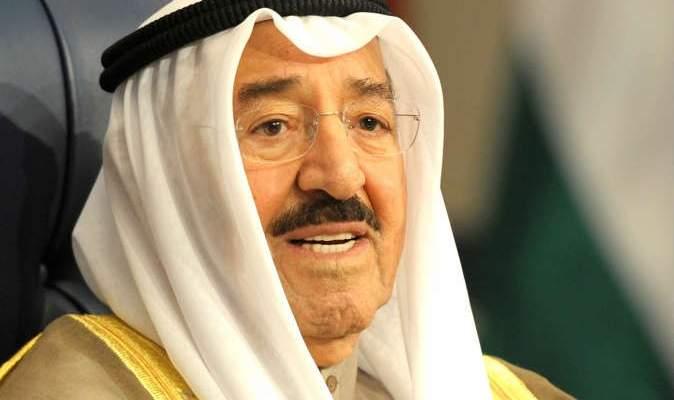 جثمان أمير الكويت يصل إلى الكويت من الولايات المتحدة غدا الأربعاء
