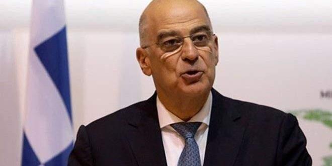 وزير خارجية اليونان: على القوات الأجنبية مغادرة ليبيا بأقرب وقت