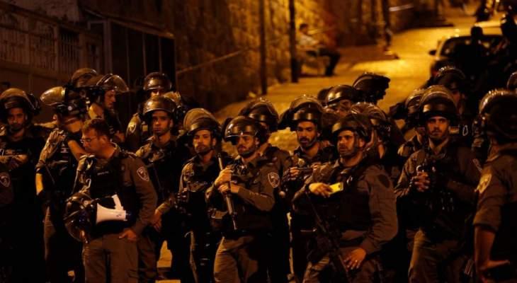 روسيا اليوم: قوات إسرائيلية كبيرة تقتحم منطقة مرج ابن عامر بحثا عن الأسرى الفلسطينيين الفارين