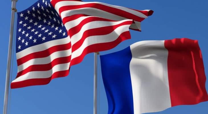سلطات أميركا قد تفرض ضرائب على السلع الفرنسية بقيمة 2.4 مليار دولار بسبب الضريبة الرقمية