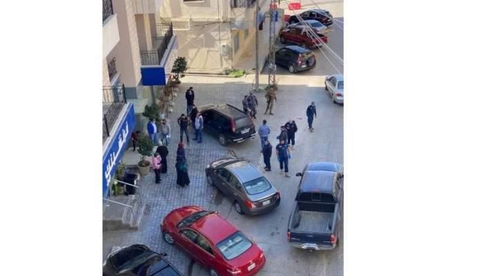 النشرة: القوى الأمنية أحبطت محاولة مواطن إحراق نفسه أمام مصرف بمرجعيون