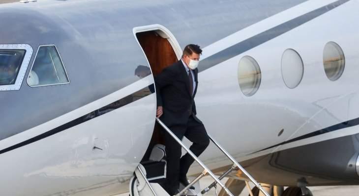 سلطات الصين بدأت مناورات عسكرية تزامنا مع زيارة مسؤول أميركي لتايوان