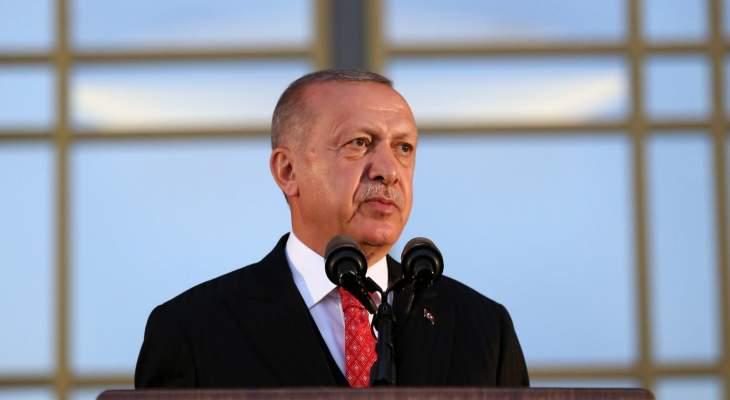 اردوغان: الاتحاد الأوروبي لن يكون مركز جذب وقوة دون العضوية الكاملة لتركيا