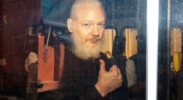 وزير بريطاني: أسانج لن يُسلم إلى بلد يمكن أن يحكم عليه بالإعدام