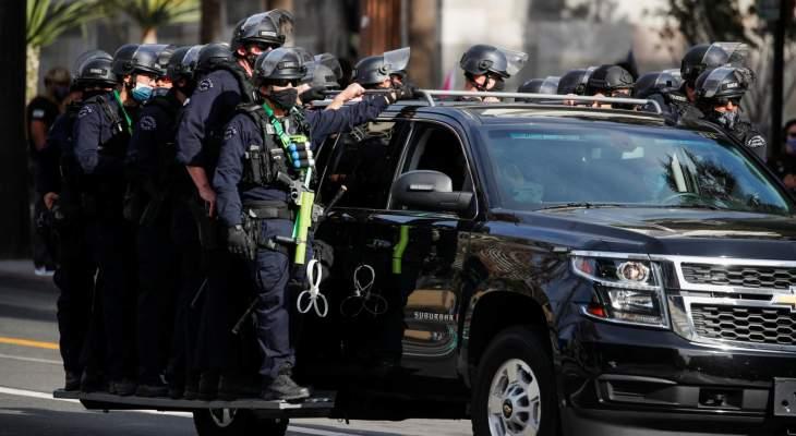 بوليتيكو: اصابة المئات من مقاتلي الحرس الوطني الأميركي بكورونا اثر احدات واشنطن
