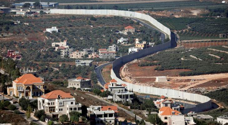 إعلام إسرائيلي: تسلل شخص من الحدود الشمالية إلى لبنان