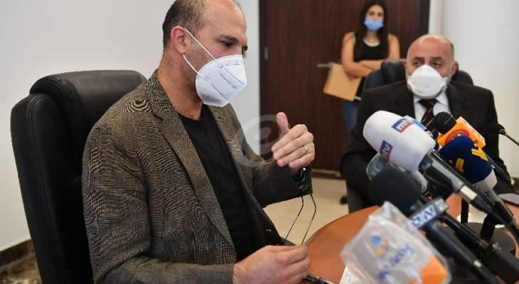 وزير الصحة اعلن عن خطة لزيادة عدد الاسرة في المستشفيات الحكومية