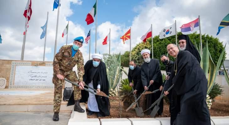 لقاء للمرجعيات الدينية من تنظيم الكتيبة الإيطالية في صور