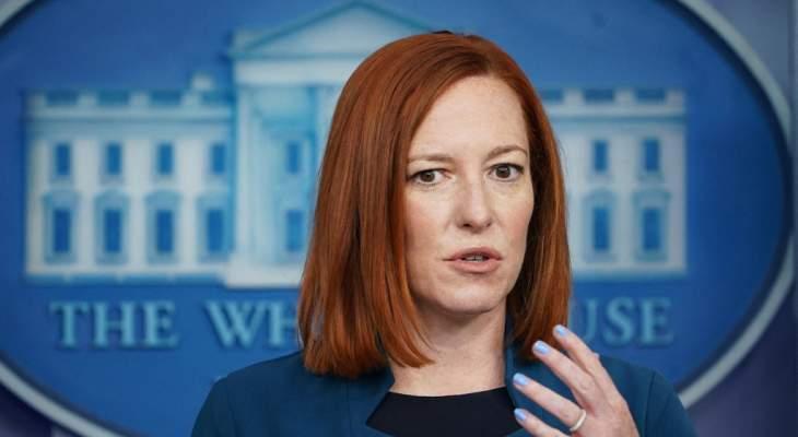 البيت الأبيض: الضربات الأميركية بسوريا والعراق وجهت بإطار الدفاع عن الذات وحماية مصالحنا