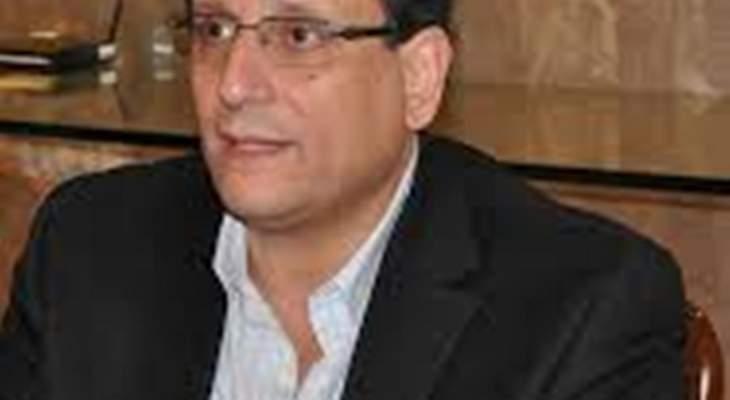 حلاوي: إعطاء الصيارفة المرخصين دورهم الطبيعي يمكنهم من خدمة الناس دون ضوابط