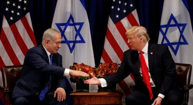 بدء لقاء نتانياهو مع الرئيس ترامب في البيت الأبيض