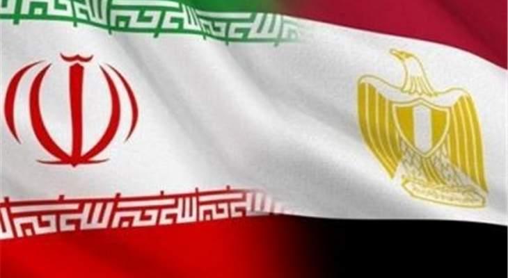 مسؤول إيراني: لا مانع لدى طهران من تطوير العلاقات مع مصر