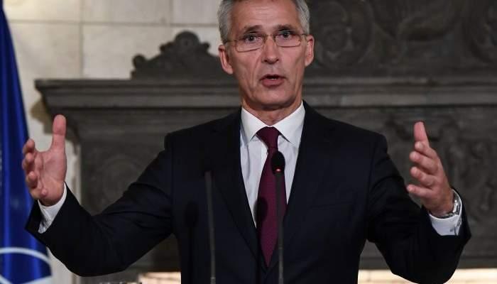 ستولتنبرغ: حلفاء الناتو سيواصلون دعم تركيا التي تقف بالخط الأمامي لنضال هام