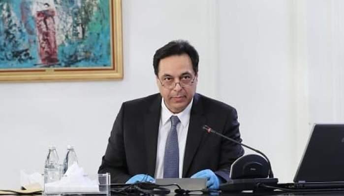 دياب التقى وفدا من بلدية طرابلس وعرض معه اوضاع المدينة