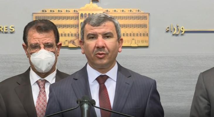 وزير النفط العراقي من السراي: ناقشنا آليات تصدير النفط العراقي إلى لبنان ومدى إمكانية تفعيل هذا القطاع