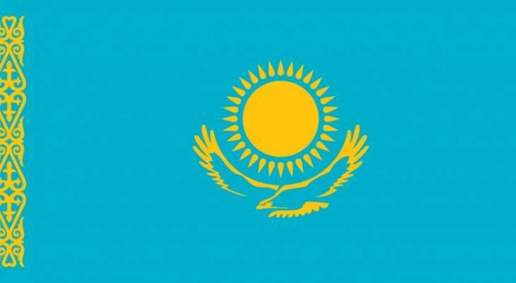 إصابة أربعة جنود بانفجار صغير بمستودع للأسلحة في كازاخستان