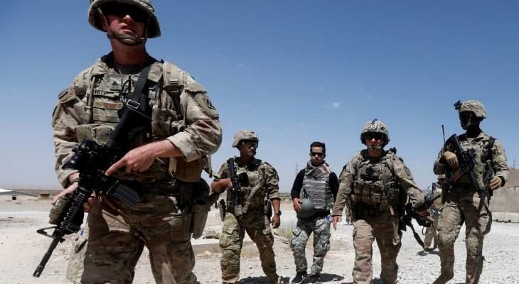 حلف شمال الأطلسي: مقتل جندي أميركي خلال عملية قتالية في أفغانستان