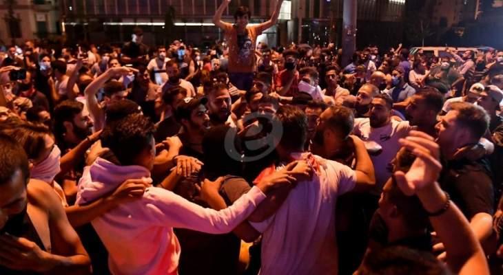 ثورة أحزاب أم صرخة...وأين مجموعات 17 تشرين 2019؟