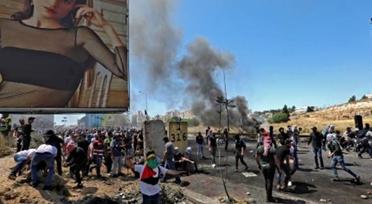 تجدد إطلاق النار من قبل مسلحين على حاجز بيت إيل في الضفة الغربية