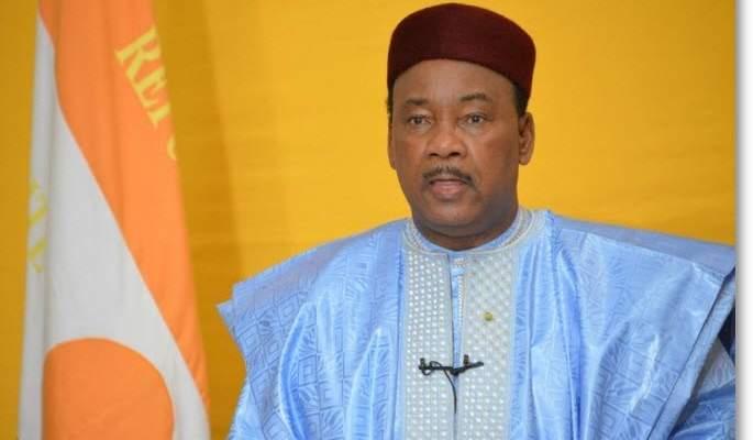 """رئيس النيجر دعا إلى """"تحالف دولي ضد الإرهاب"""" في منطقة الساحل"""
