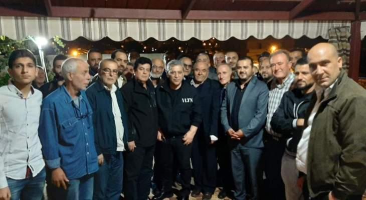 بزي: للإسراع بتشكيل حكومة جامعة قادرة على تحقيق أماني اللبنانيين وتحصين الداخل