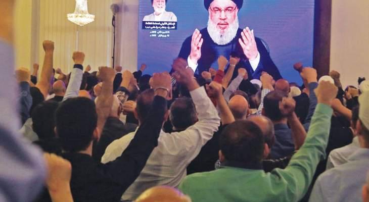 """""""حزب الله"""" والسيناريو المعاكس: فكّر فيها!"""