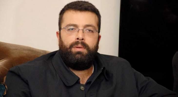 أحمد الحريري: أي قرار يمكن أن يأخذه الحريري يحتاج الى دراسة وعناية من الجانب الدستوري