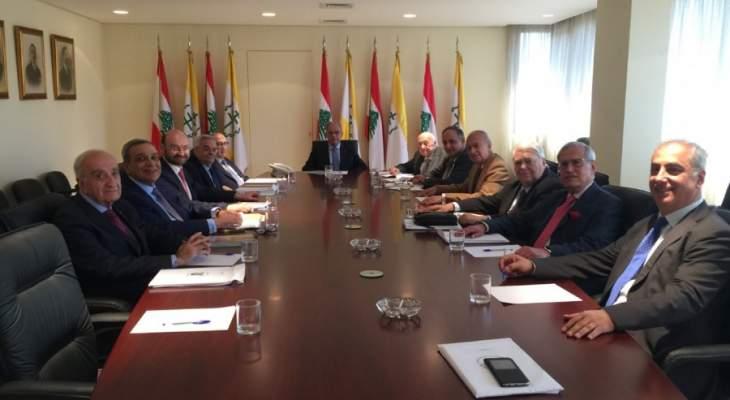 المجلس العام الماروني: كلمة الرئيس عون اكدت حق المرأة في نيل صوتها بنفسها