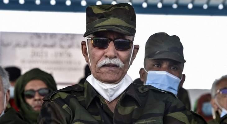 المحكمة الإسبانية العليا رفضت اعتقال زعيم جبهة البوليساريو