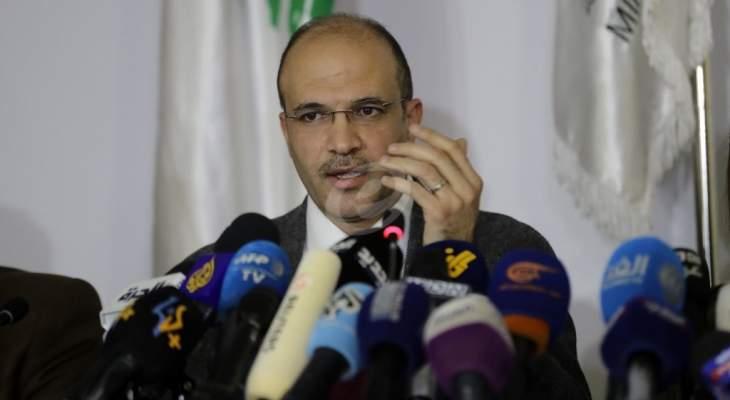 حمد حسن: التفتيش على مراكز التجميل المخالفة سيتوسع على كل الاراضي اللبنانية