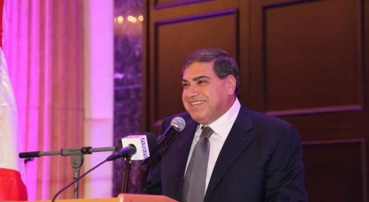 سقلاوي: نسعى إلى التطبيق العملي لمفهوم العيش المشترك بين اللبنانيين