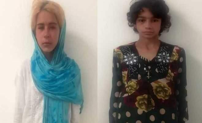 قوى الأمن تعمم صورة فتاتين عثر عليهما في محلة الروشة خلال قيامهما بالتسول