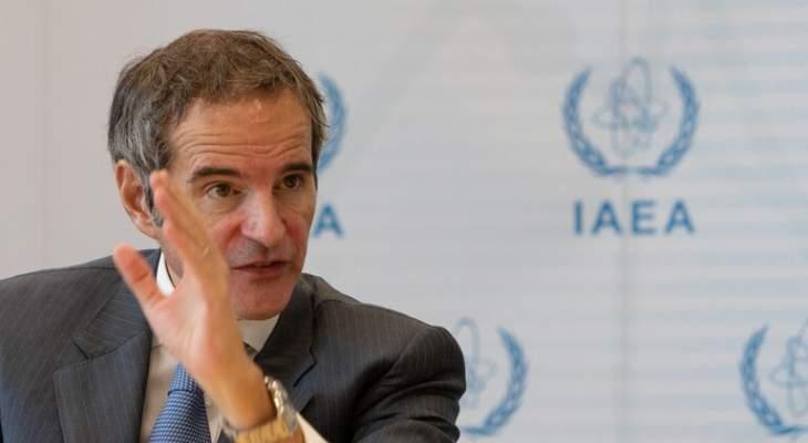 الوكالة الوطنية للطاقة الذرية: المباحثات مع إيران لم تحقق أي نتيجة حتى الآن
