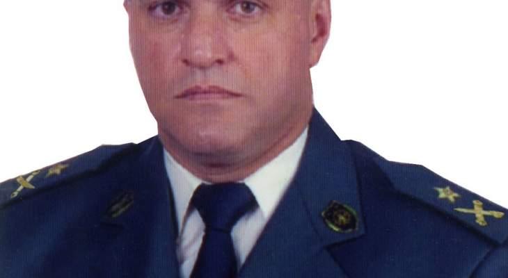 قيادة الجيش نعت العميد المتقاعد ميشال اسطفان